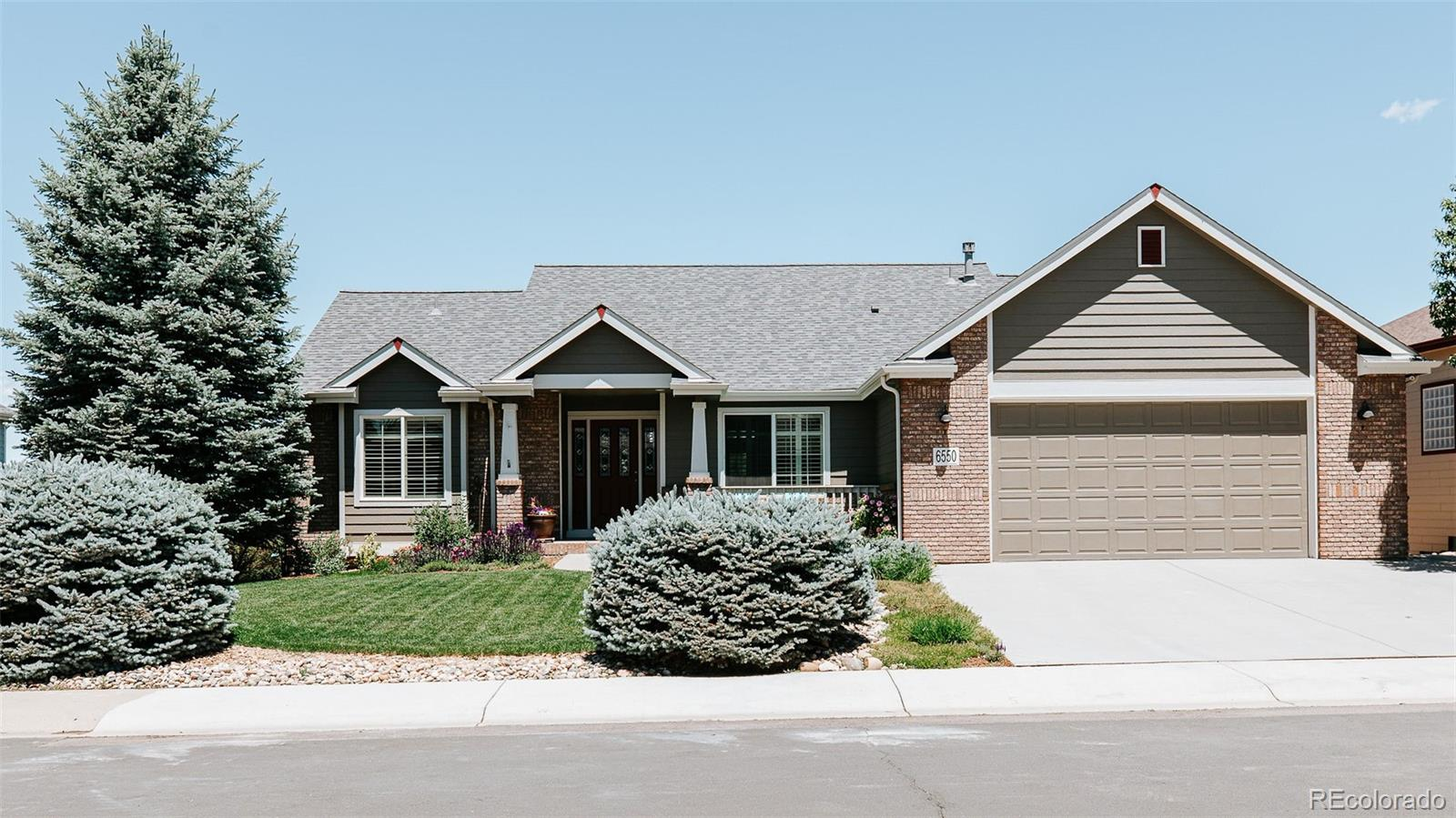6550 Spanish Bay Drive Property Photo - Windsor, CO real estate listing