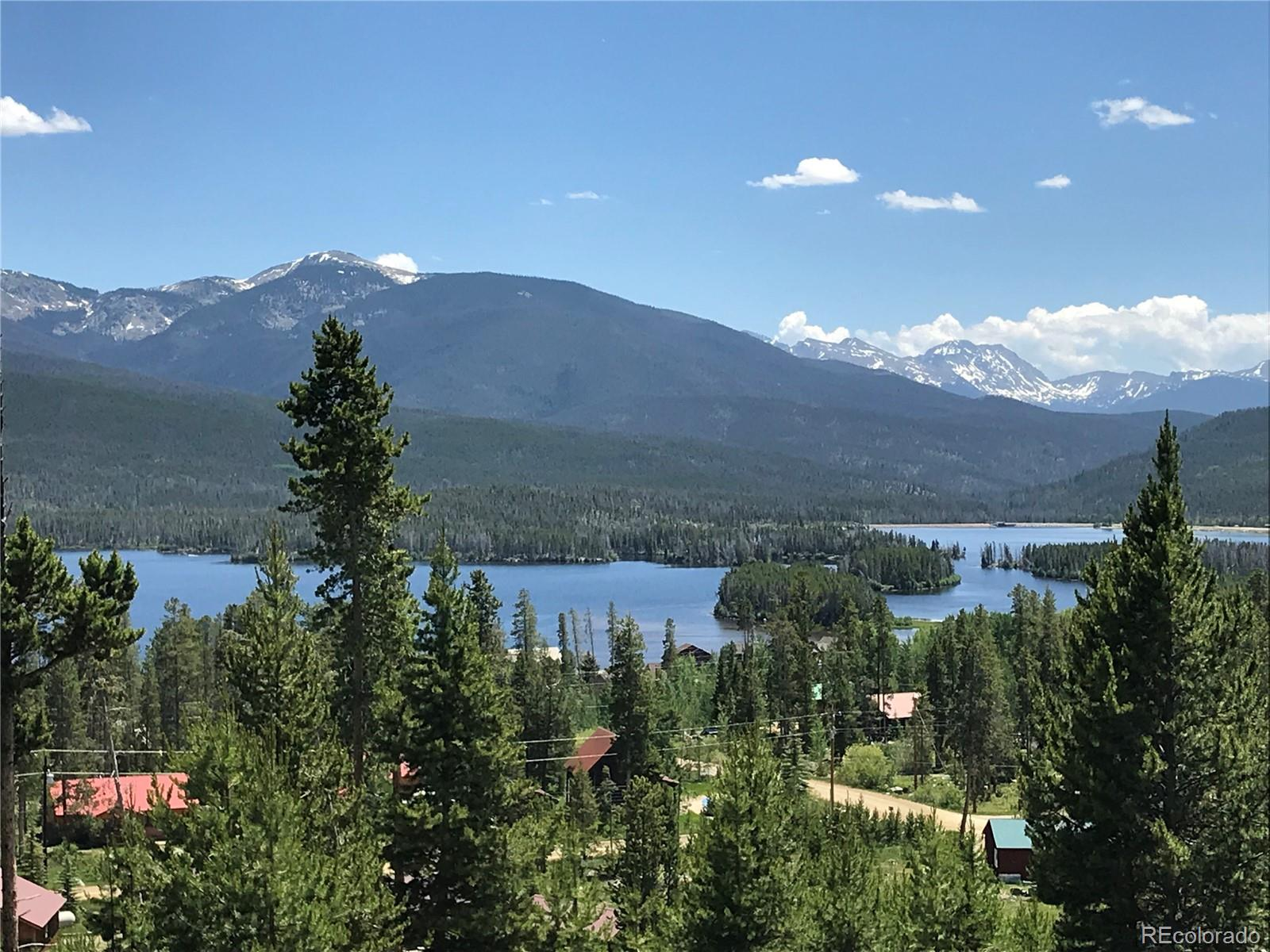 County Road 4634 Property Photo - Grand Lake, CO real estate listing