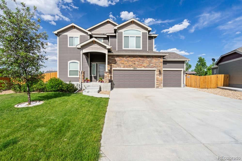 13610 Mustang Drive Property Photo - Mead, CO real estate listing