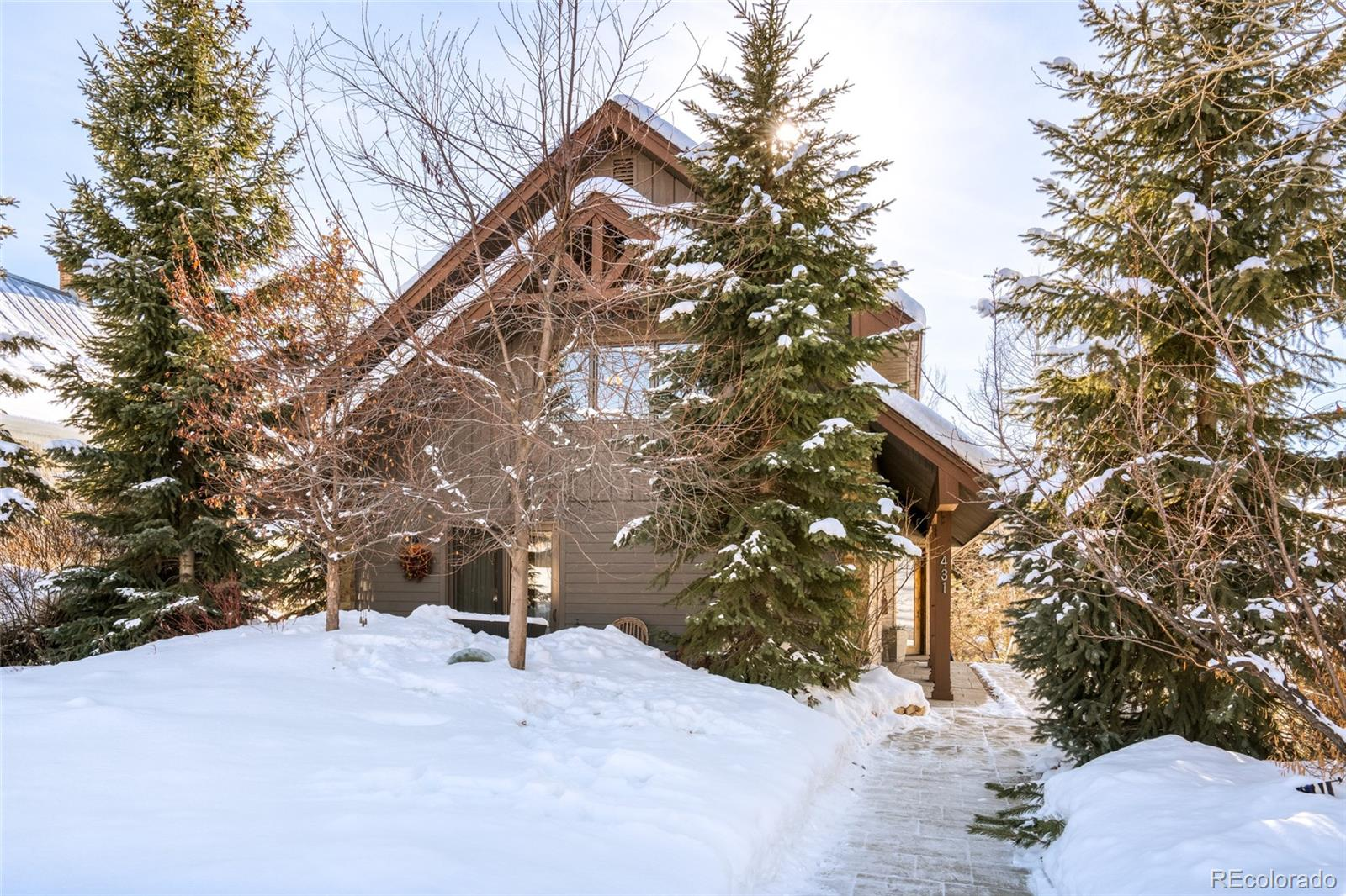 431 Pine Street Property Photo - Steamboat Springs, CO real estate listing