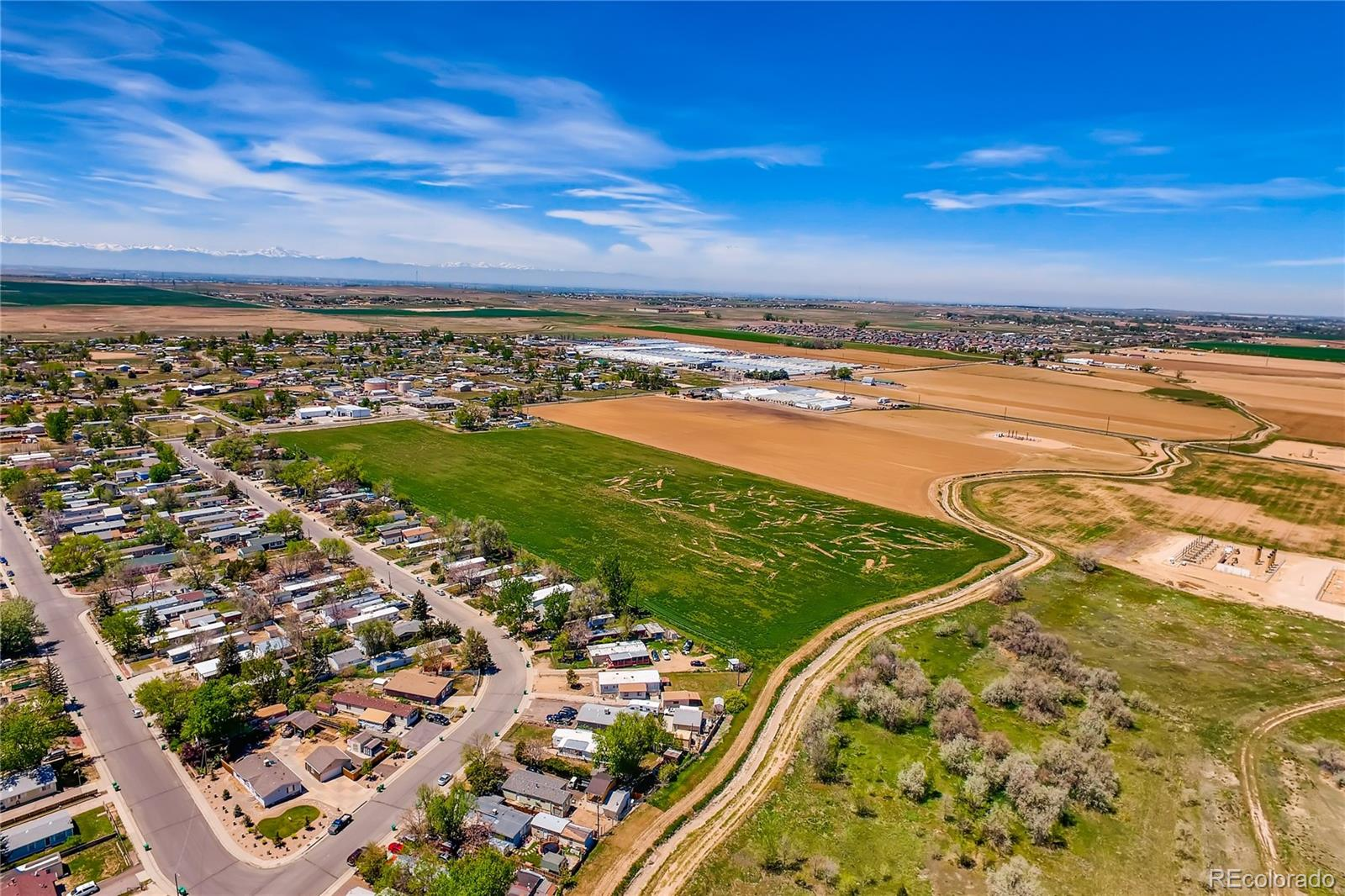 Weld County Road 37 Property Photo - Brighton, CO real estate listing