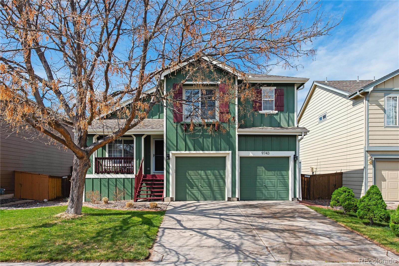 9743 Burberry Way Property Photo - Highlands Ranch, CO real estate listing