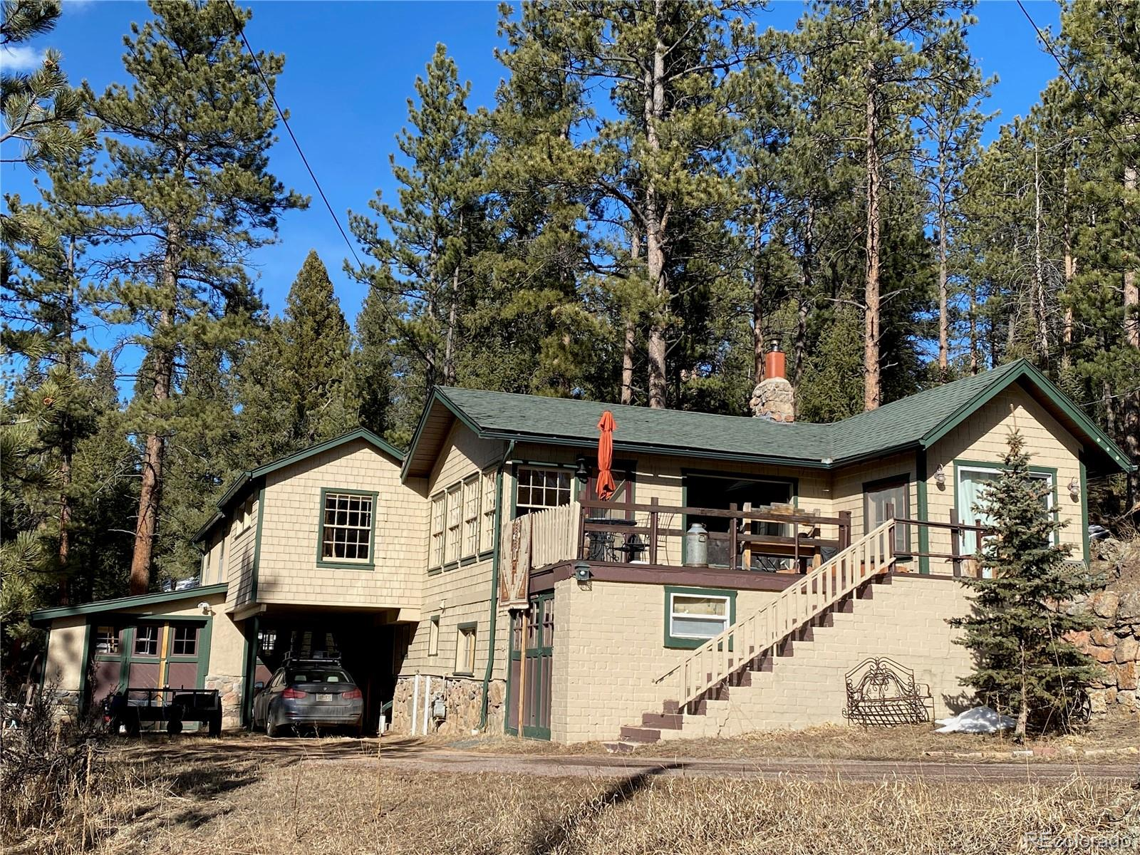 5320 S Cubmont Drive, Evergreen, CO 80439 - Evergreen, CO real estate listing