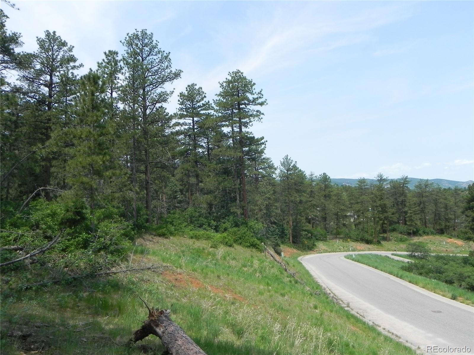 8029 Inca Road Property Photo - Larkspur, CO real estate listing