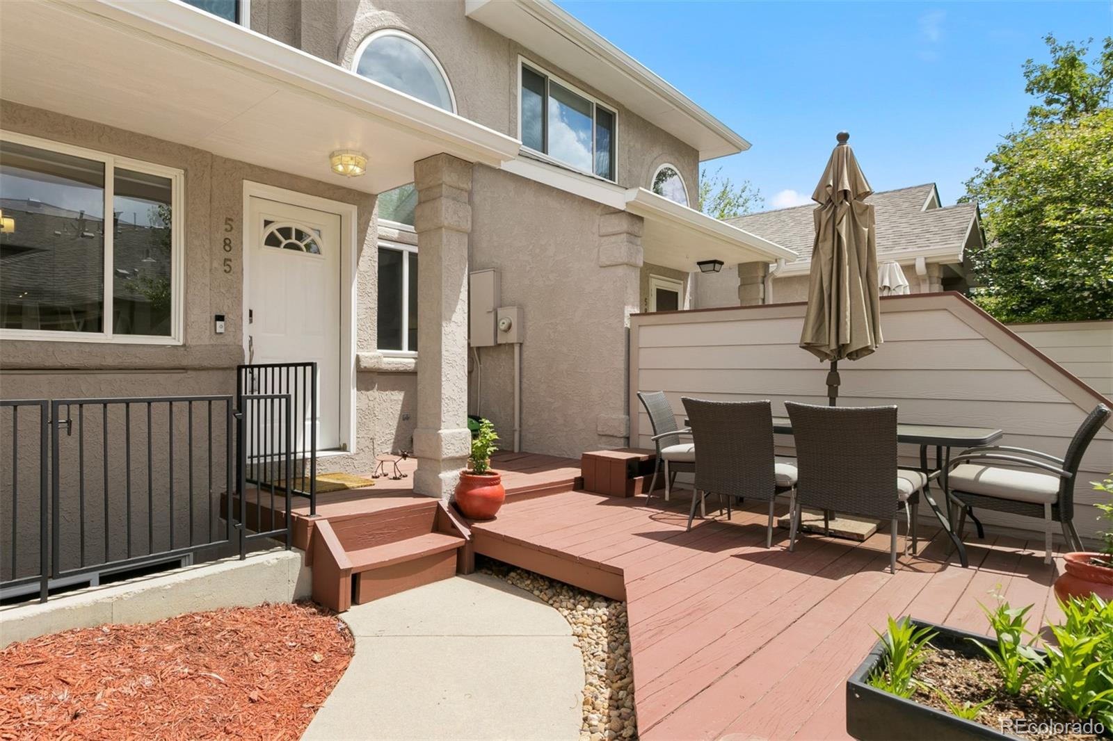 585 Ridgeview Drive Property Photo - Louisville, CO real estate listing