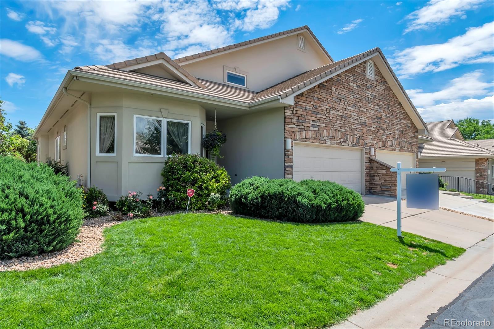 2606 S Kipling Court Property Photo - Lakewood, CO real estate listing