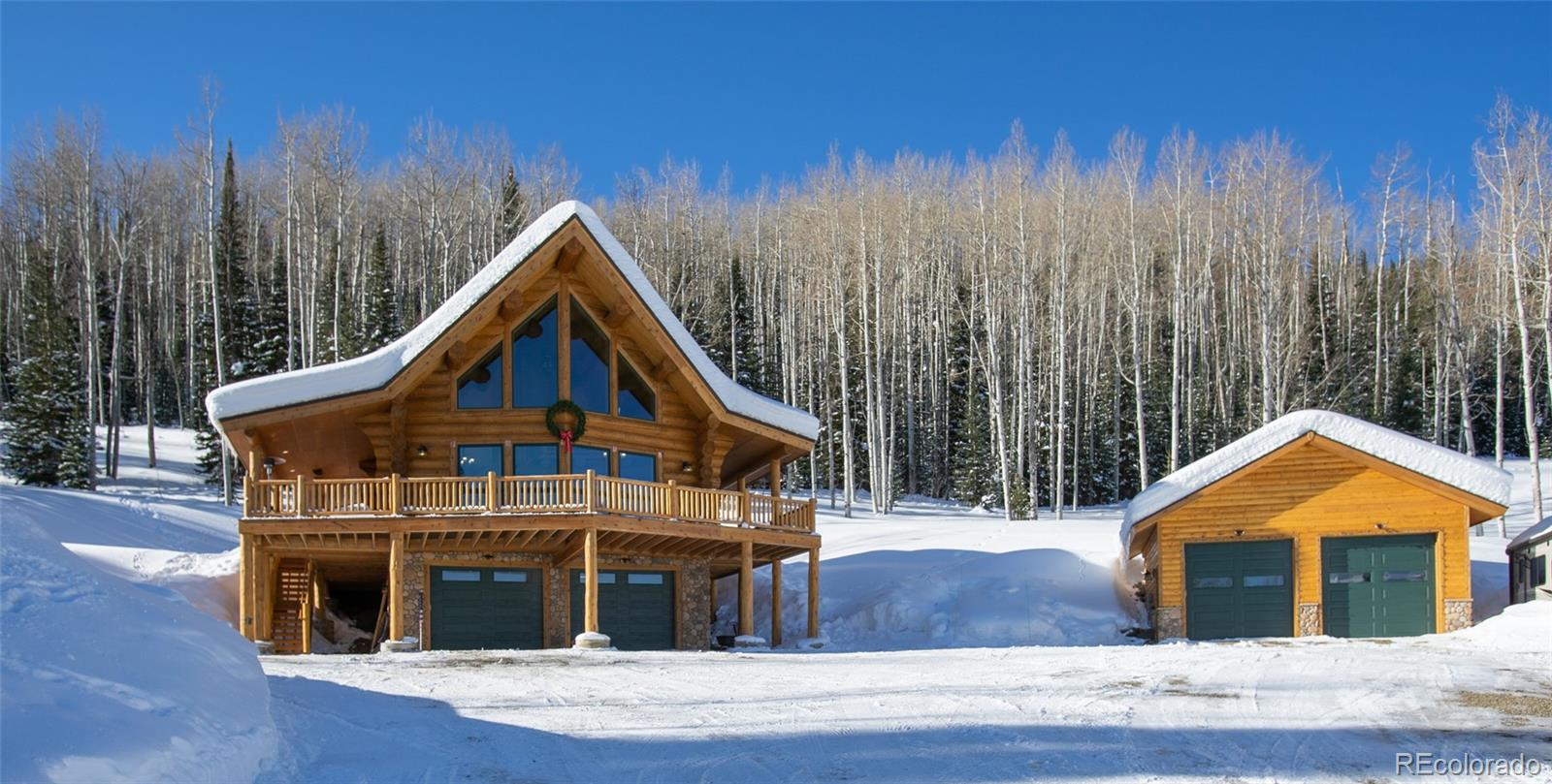 58095 Columbian Place Property Photo - Clark, CO real estate listing