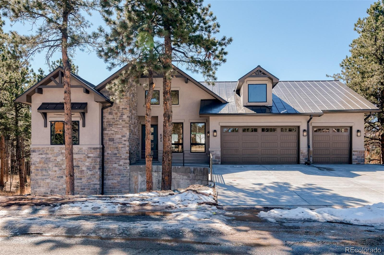 621 Skyline Drive Property Photo - Woodland Park, CO real estate listing