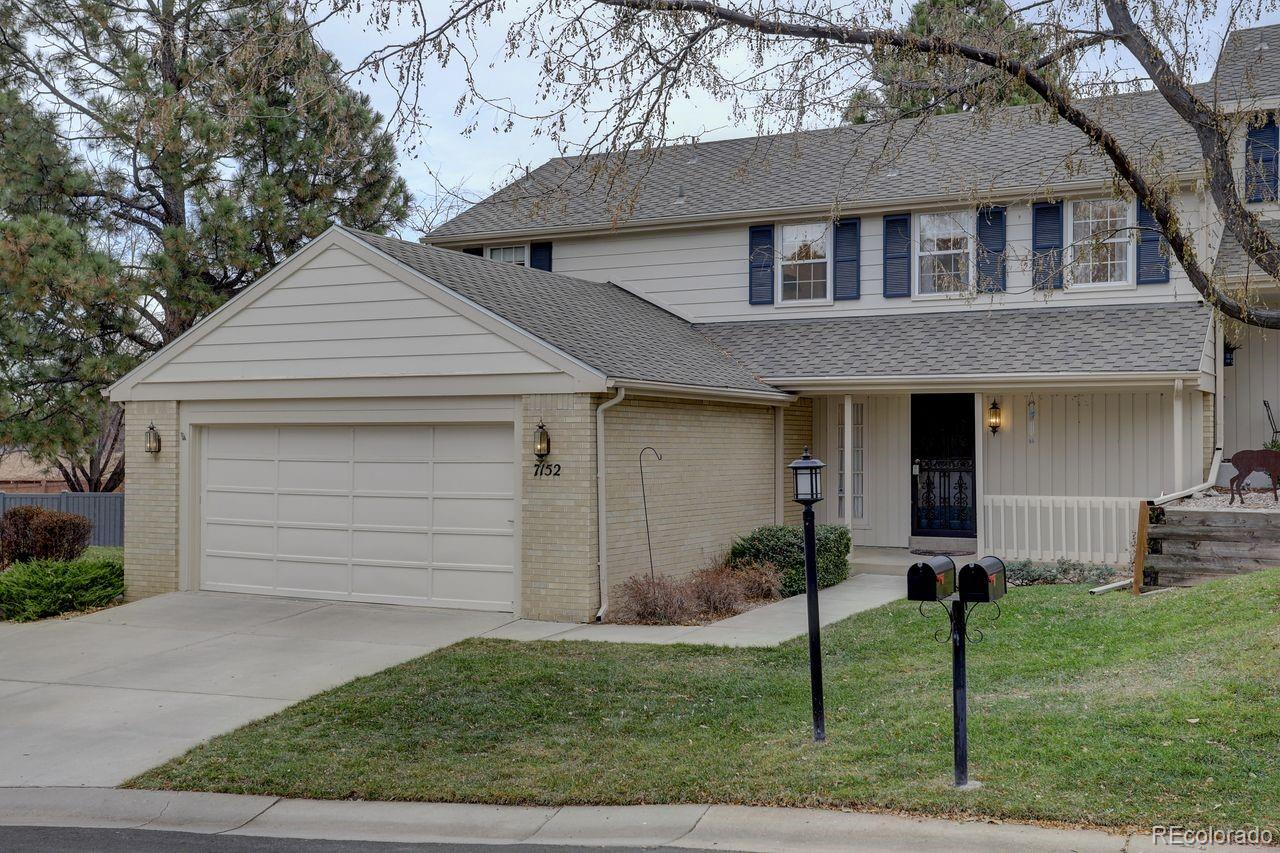 7152 S Poplar Street Property Photo - Centennial, CO real estate listing