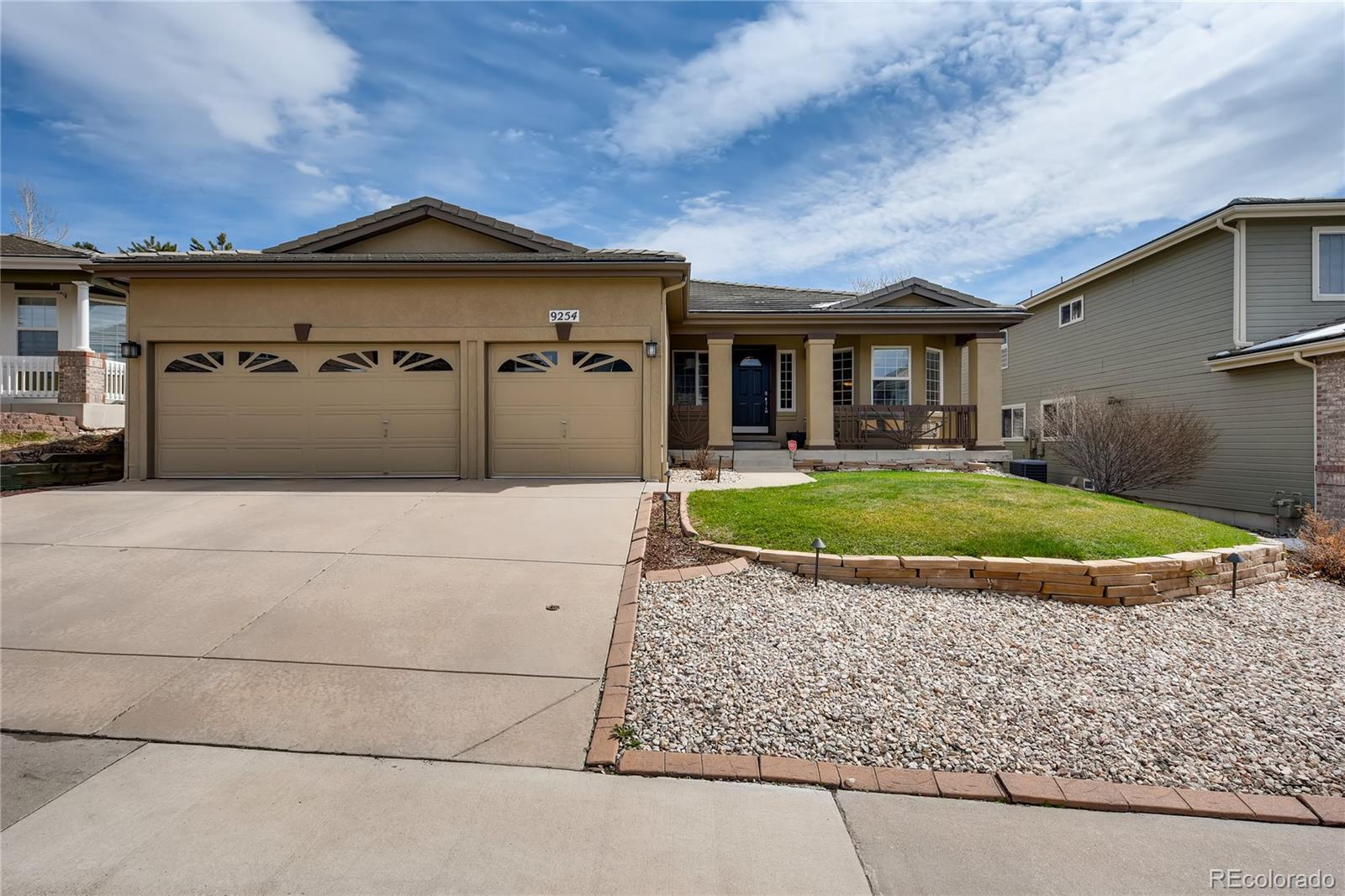 9254 Ironwood Way Property Photo - Highlands Ranch, CO real estate listing