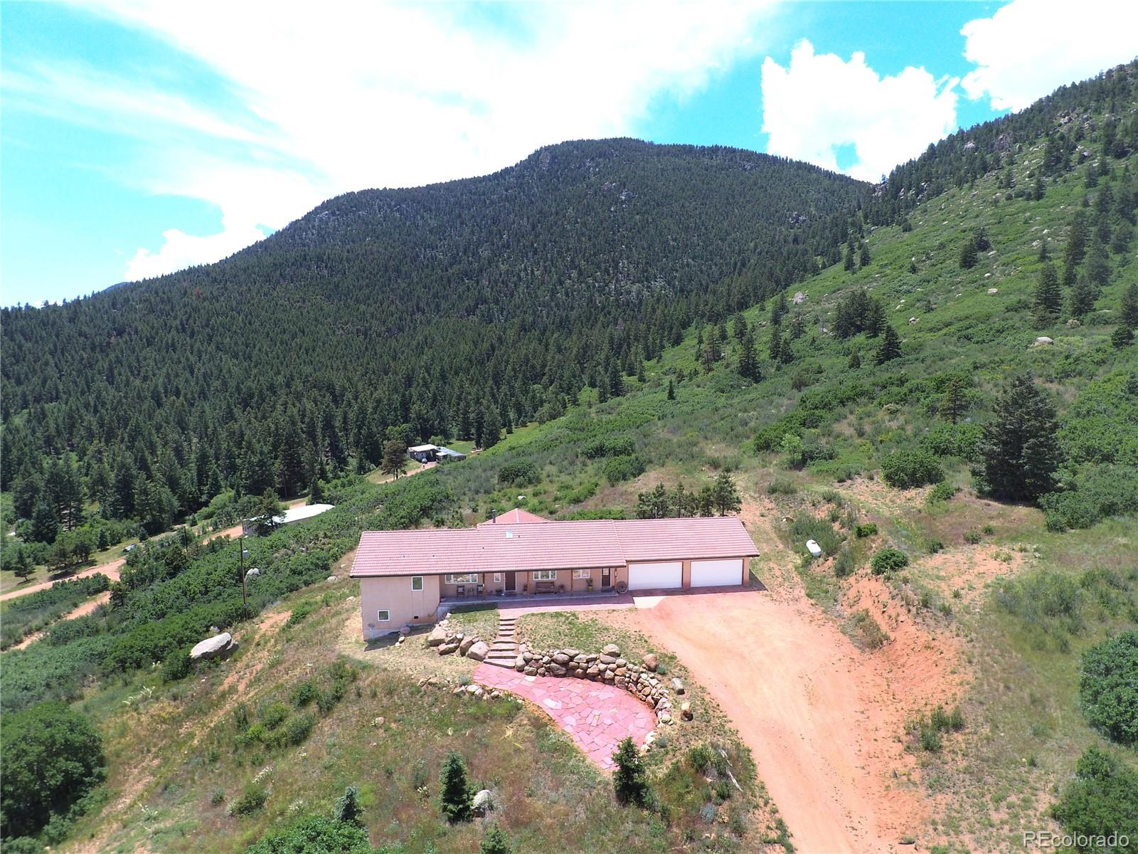 4330 Green Mountain Drive Property Photo - Colorado Springs, CO real estate listing