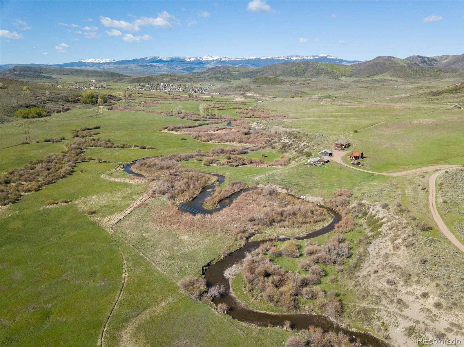 22550 State Highway 131 Property Photo - Oak Creek, CO real estate listing
