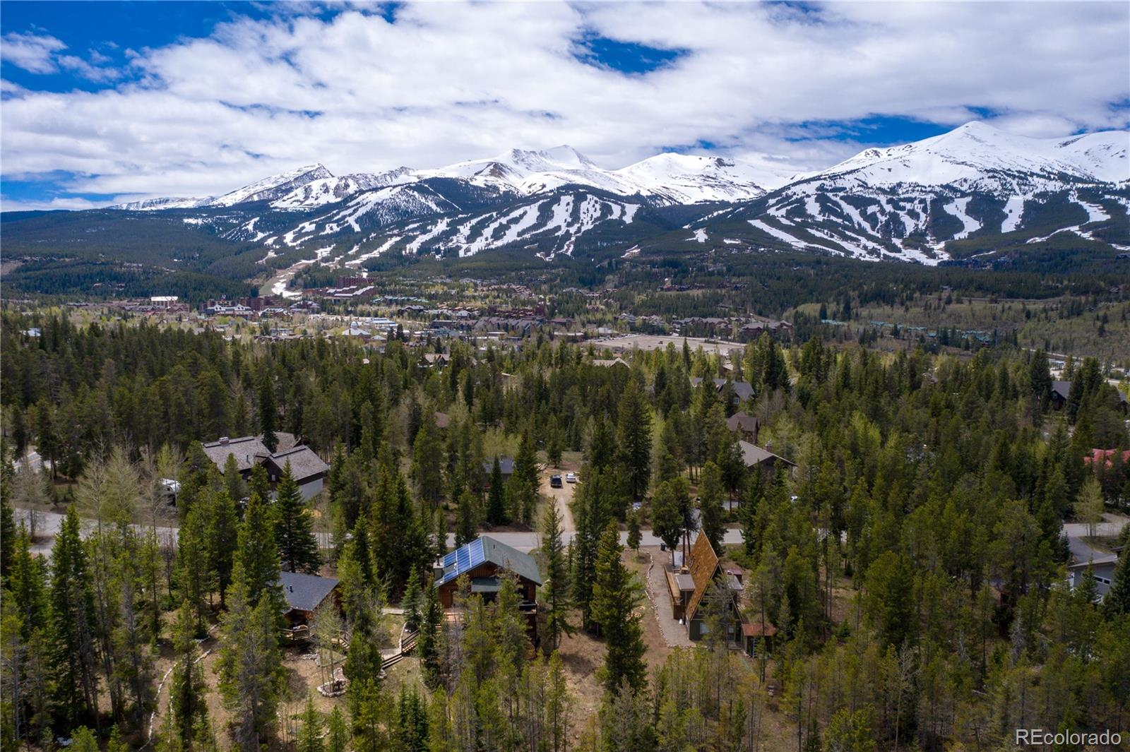 206 Morning Star Drive Property Photo - Breckenridge, CO real estate listing