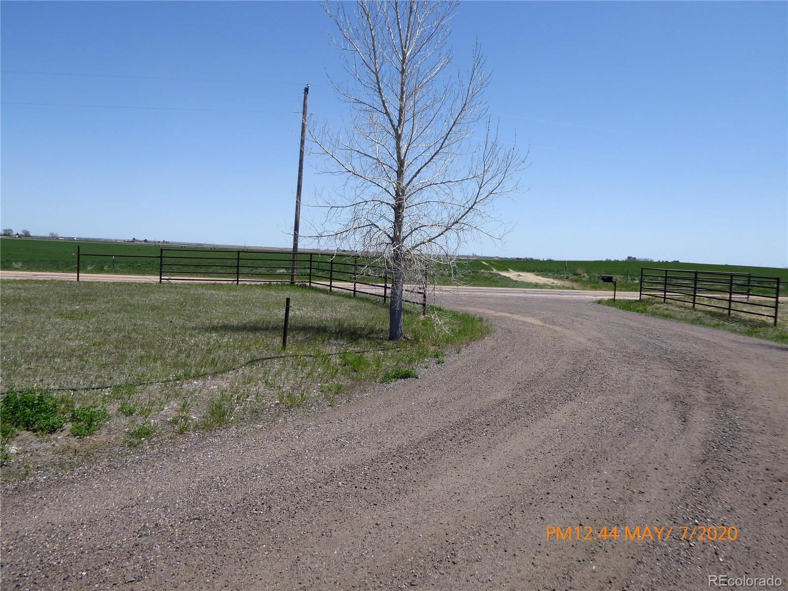 WCR 65 Property Photo - Keenesburg, CO real estate listing