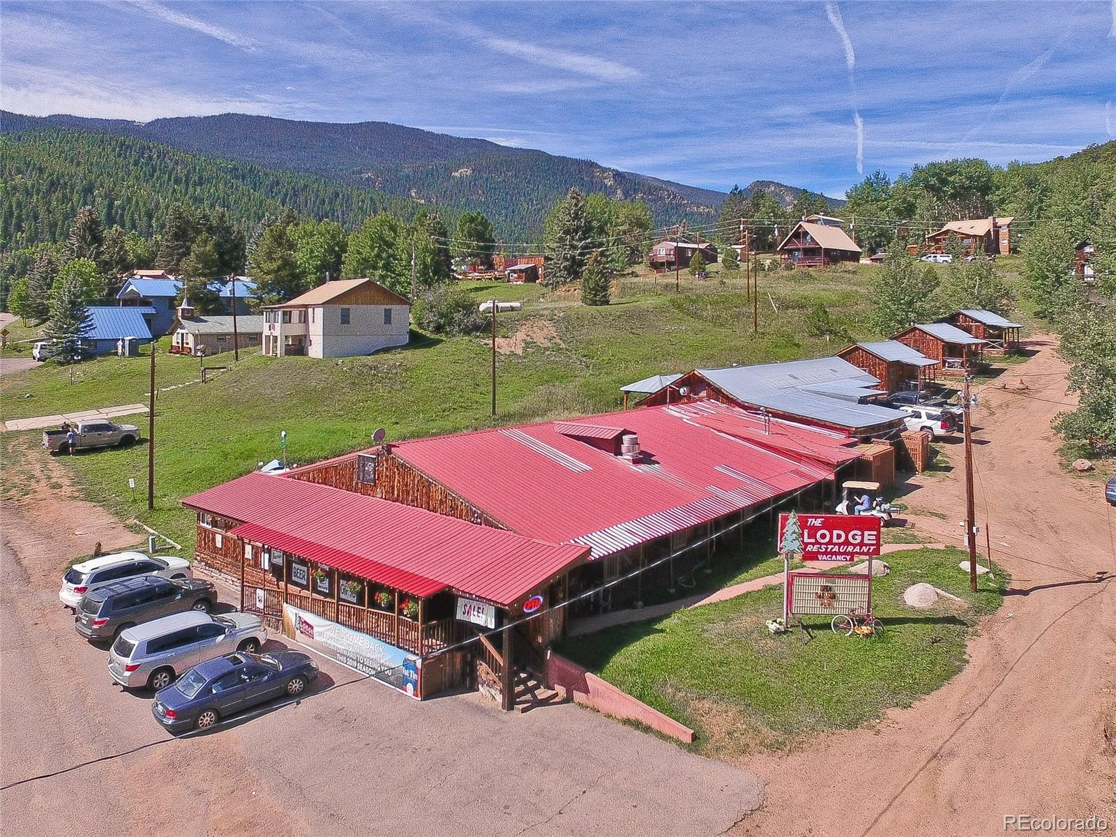59 County Road 371 Property Photo - Rye, CO real estate listing