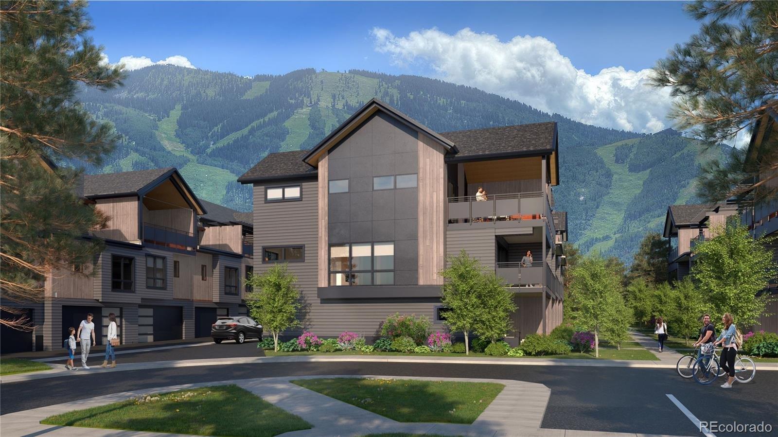 2510 Cattle Kate Circle #F Property Photo - Steamboat Springs, CO real estate listing