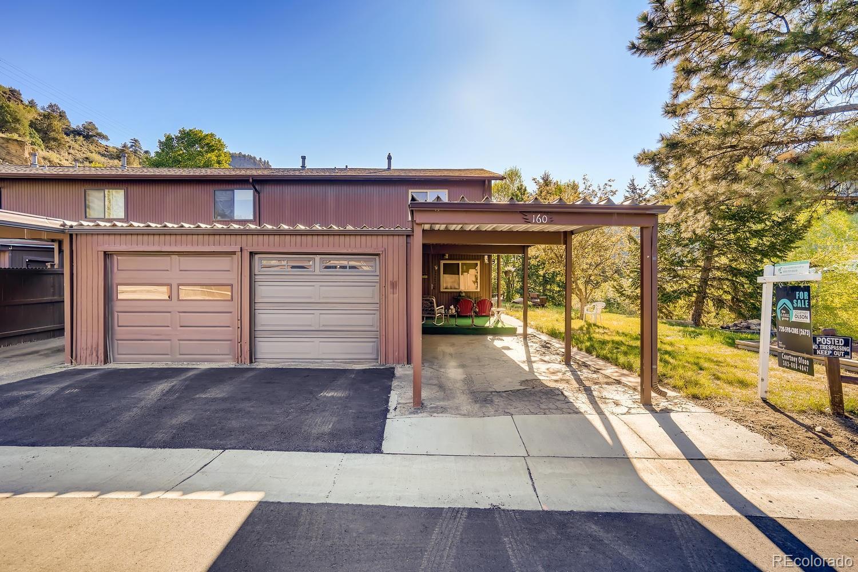 160 Gilson Street Property Photo - Idaho Springs, CO real estate listing