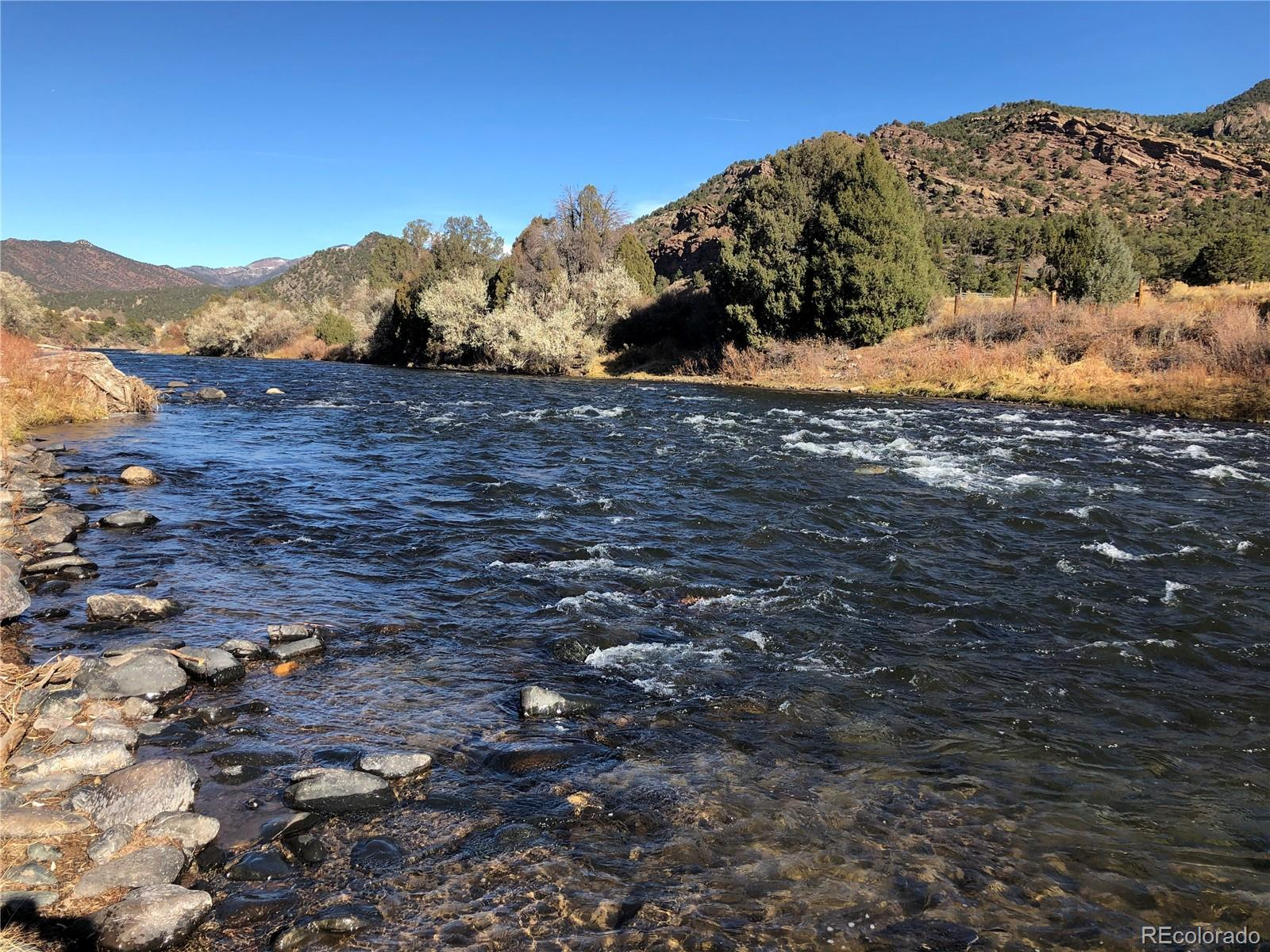 US Hwy 50 Property Photo - Howard, CO real estate listing