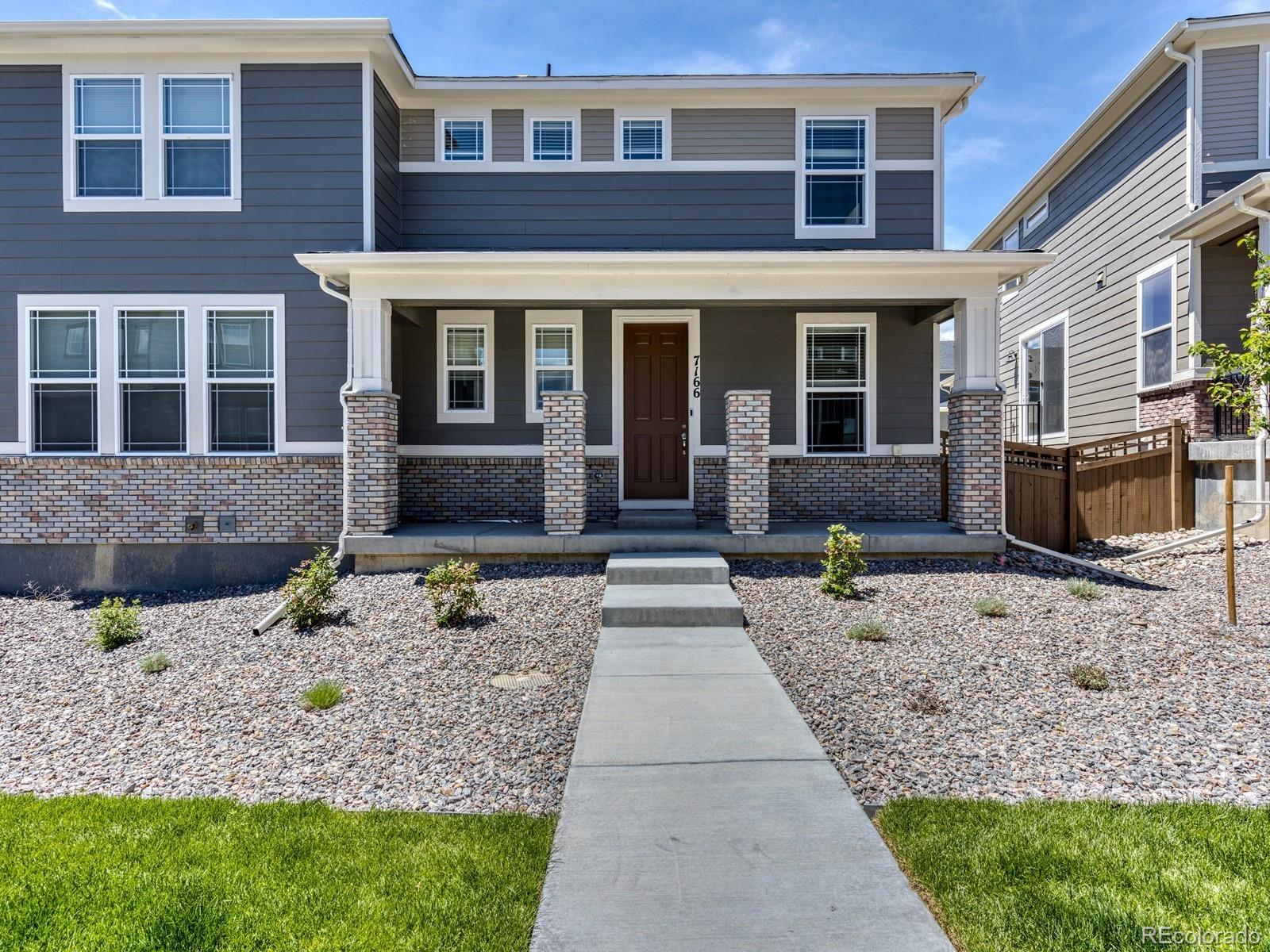 7166 Othello Street Property Photo - Castle Pines, CO real estate listing