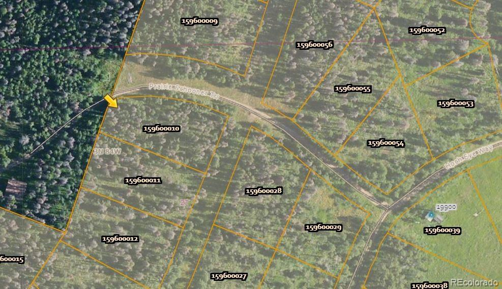 33185 Prairie Schooner Trail Property Photo - Oak Creek, CO real estate listing