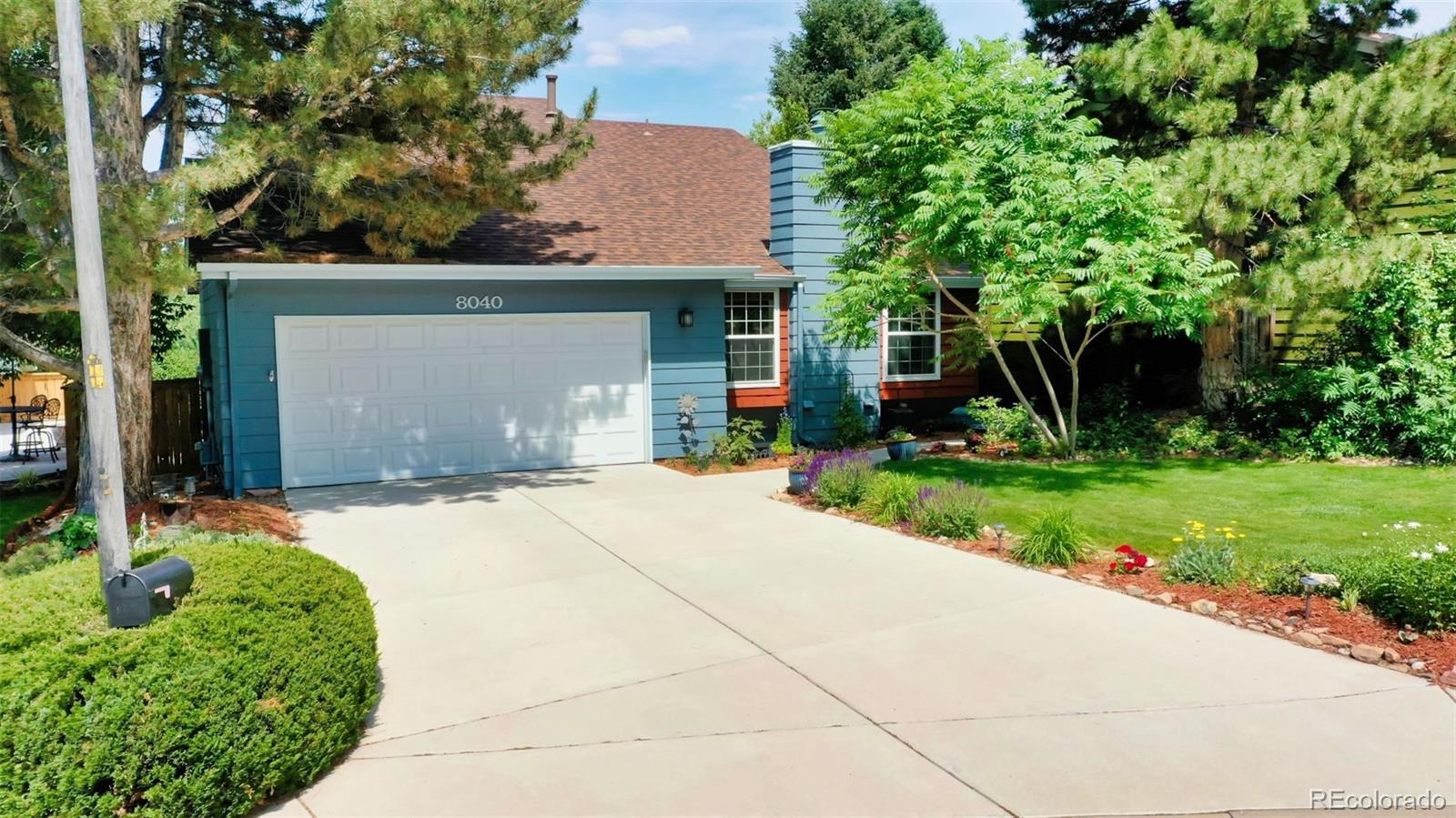 8040 S Newport Court Property Photo - Centennial, CO real estate listing