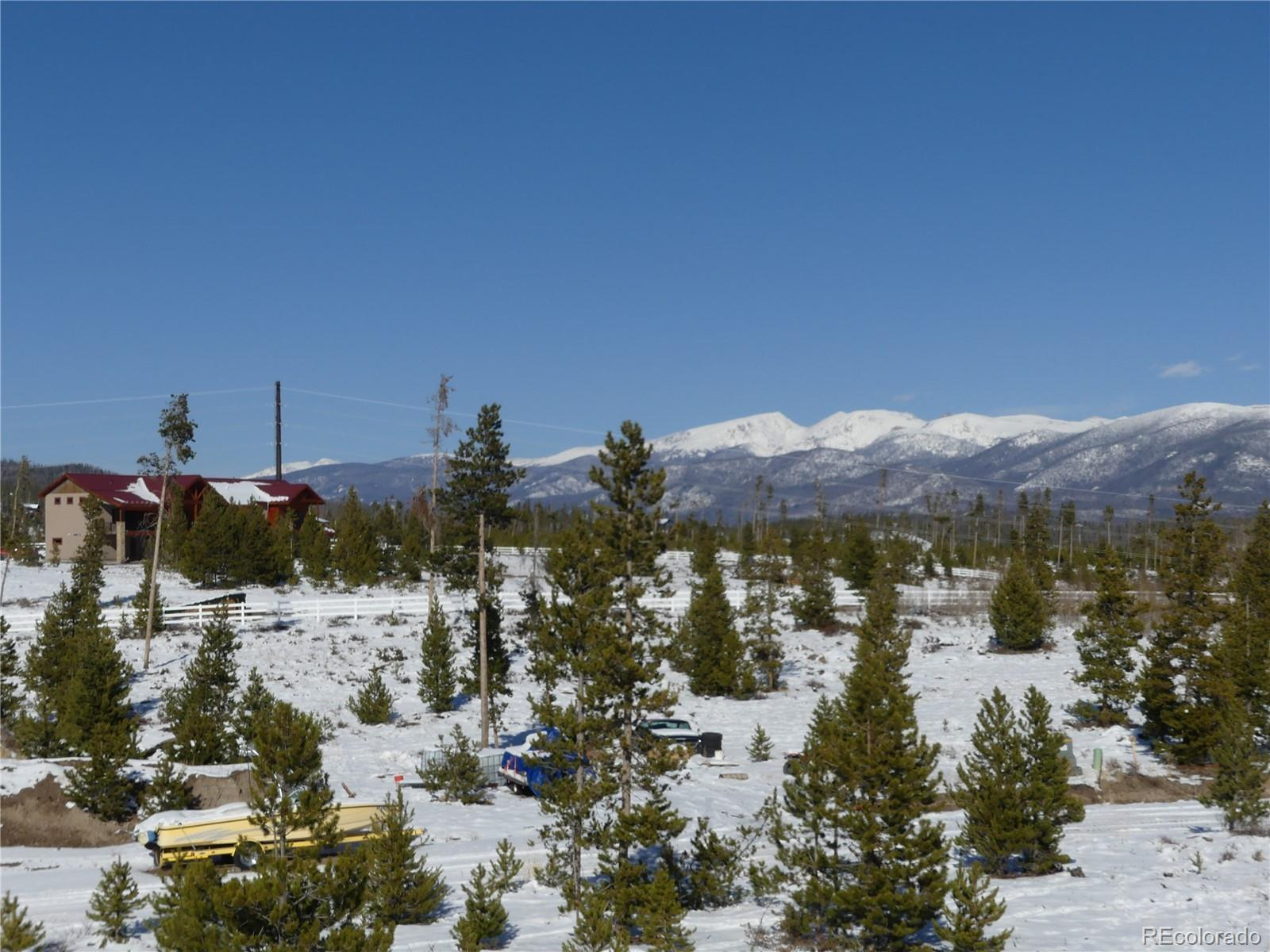 141 County Road 4035 Property Photo - Grand Lake, CO real estate listing
