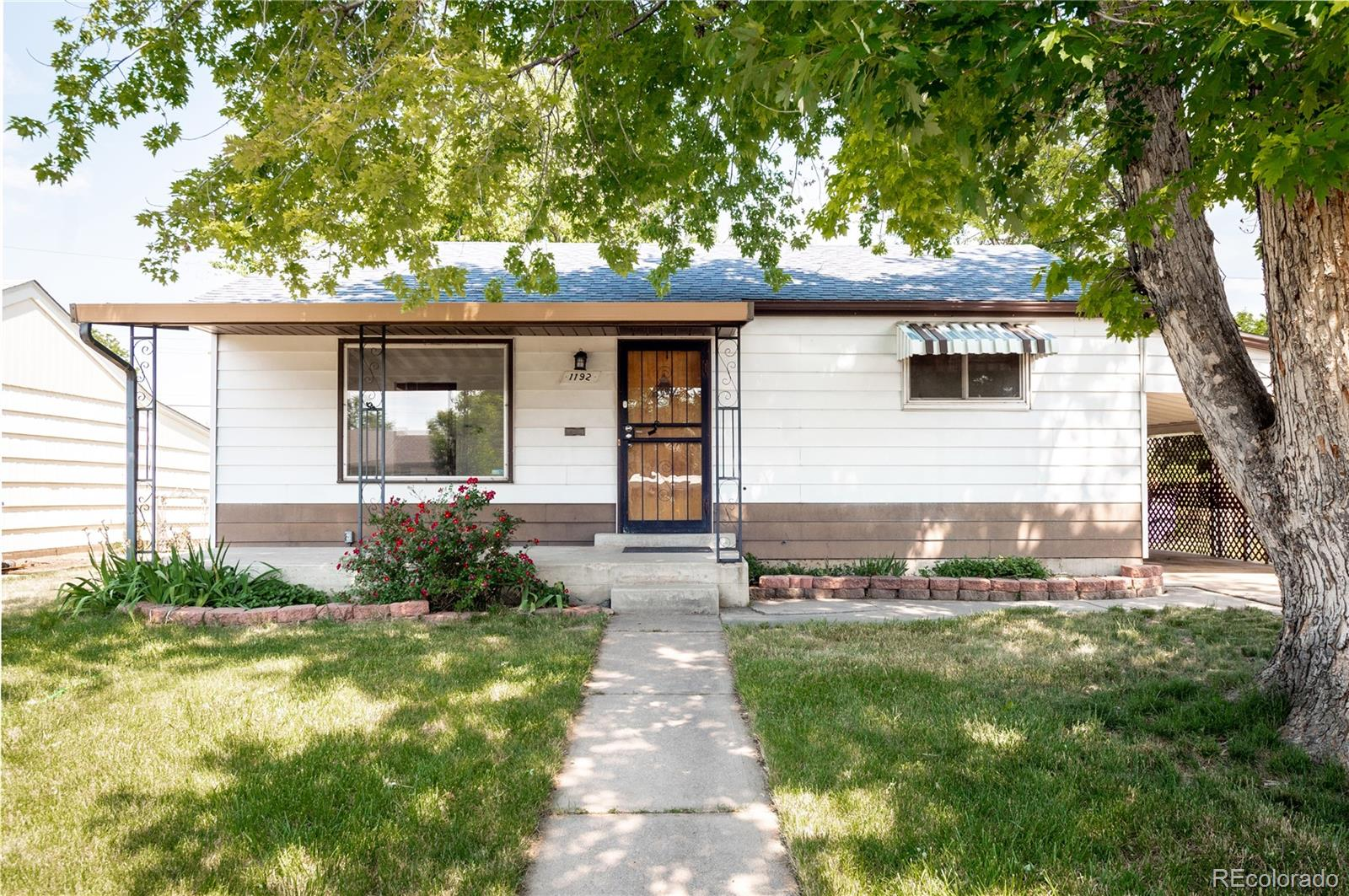 1192 S Alcott Street Property Photo - Denver, CO real estate listing
