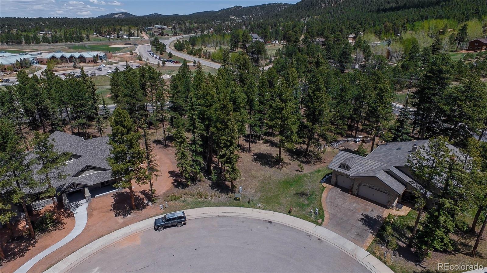 650 Chipmunk Drive Property Photo - Woodland Park, CO real estate listing