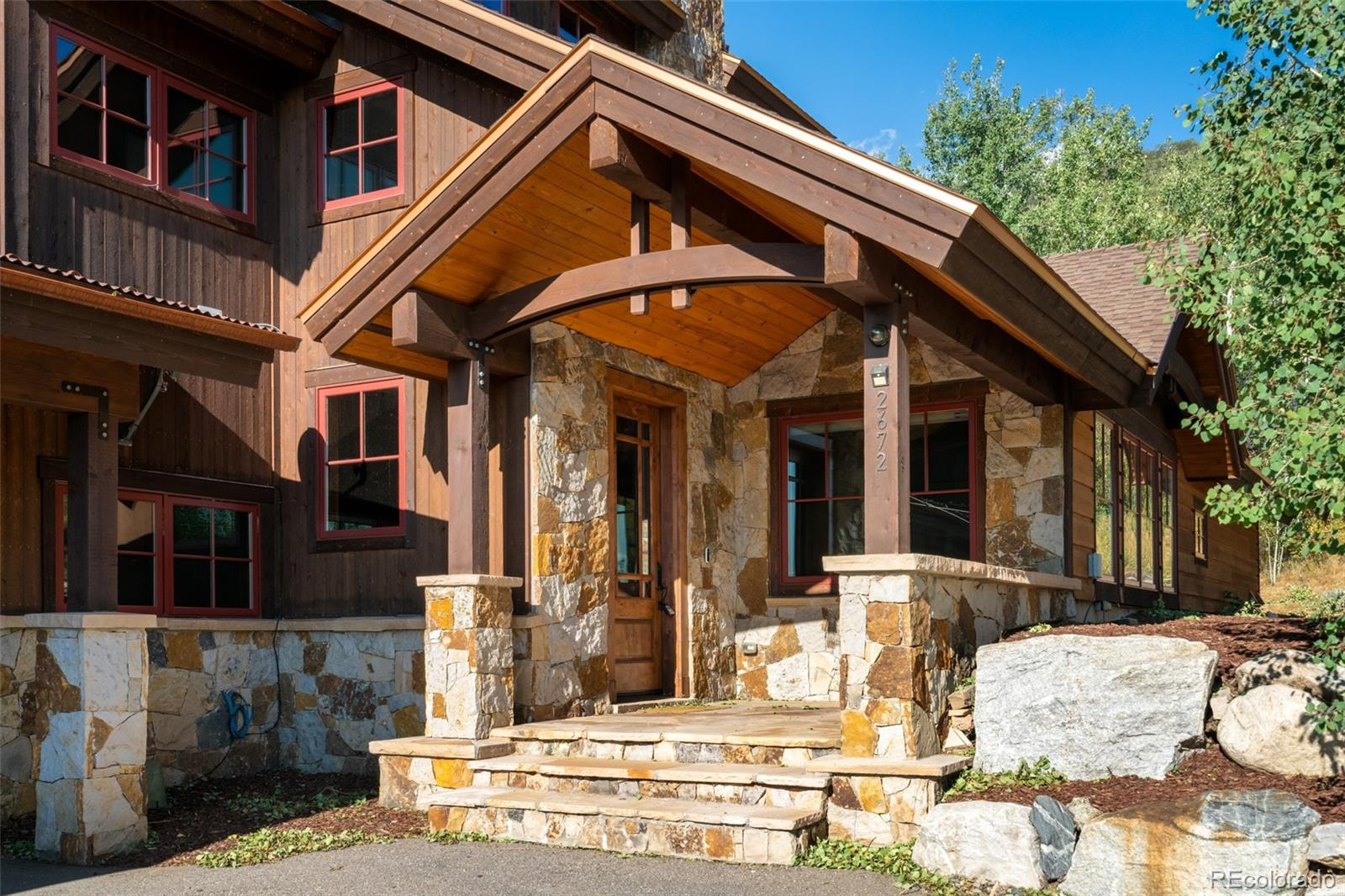 2672 Alpenglow Way #B Property Photo - Steamboat Springs, CO real estate listing