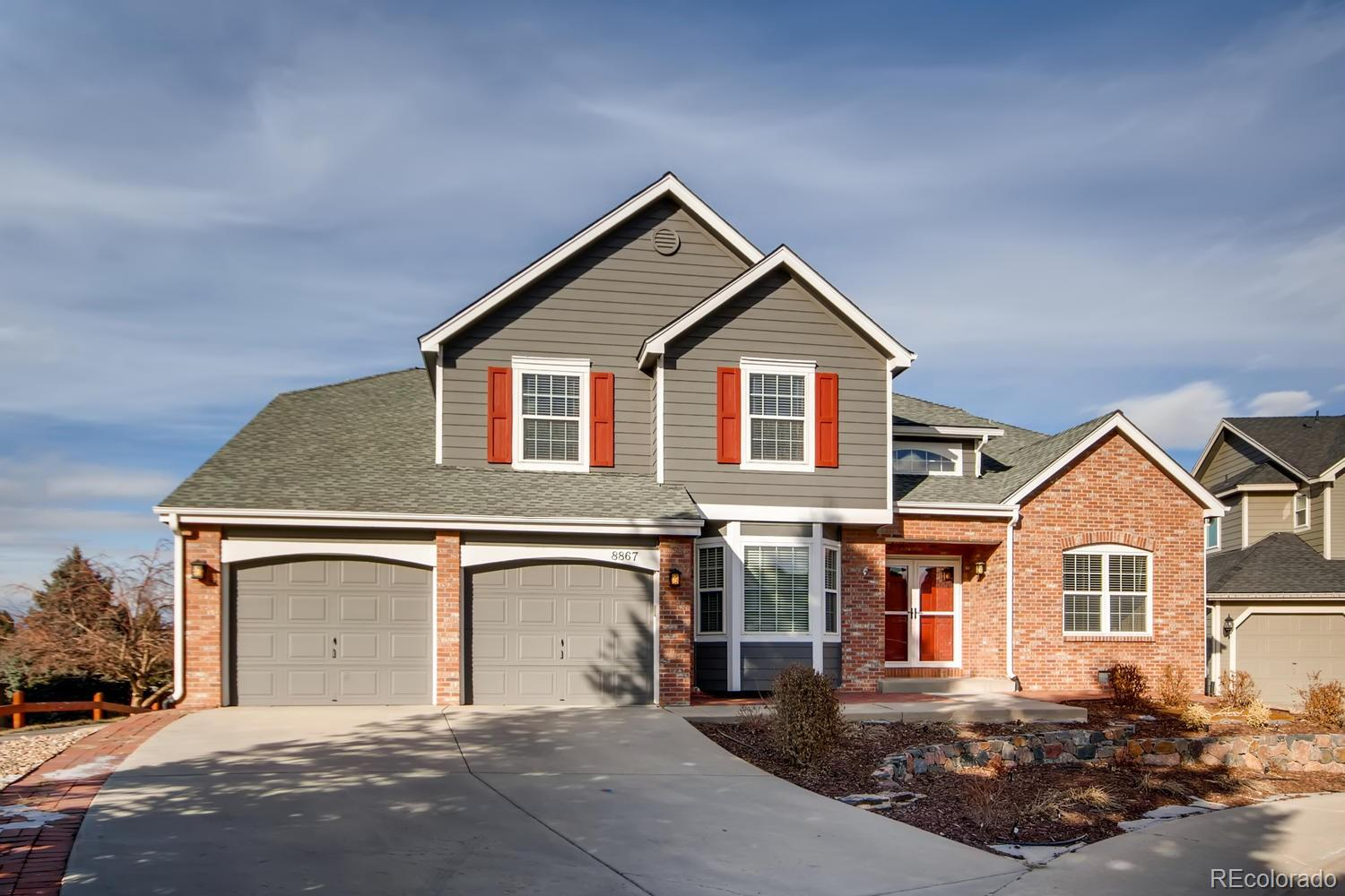 8867 Chestnut Hill Court, Highlands Ranch, CO 80130 - Highlands Ranch, CO real estate listing