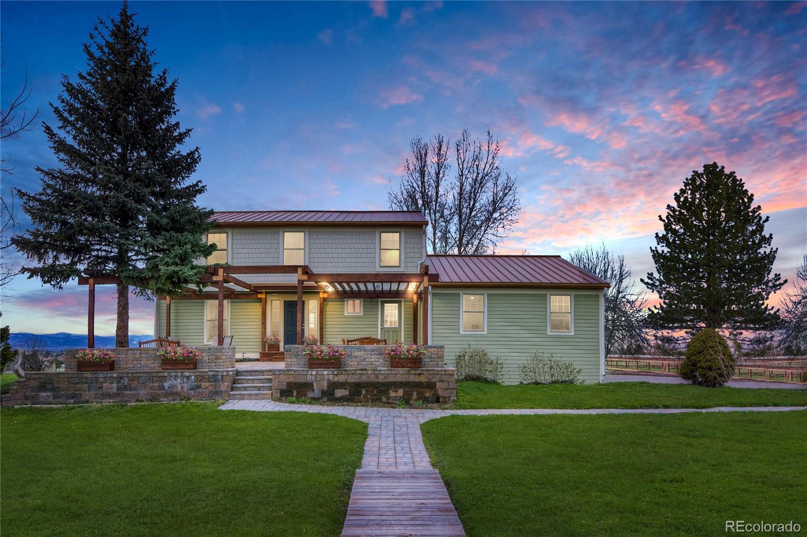 7865 Arlington Drive Property Photo - Boulder, CO real estate listing