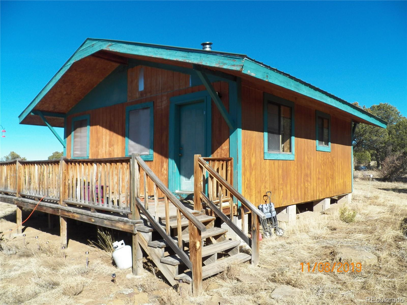 24109 Wildcat Road Property Photo - Aguilar, CO real estate listing