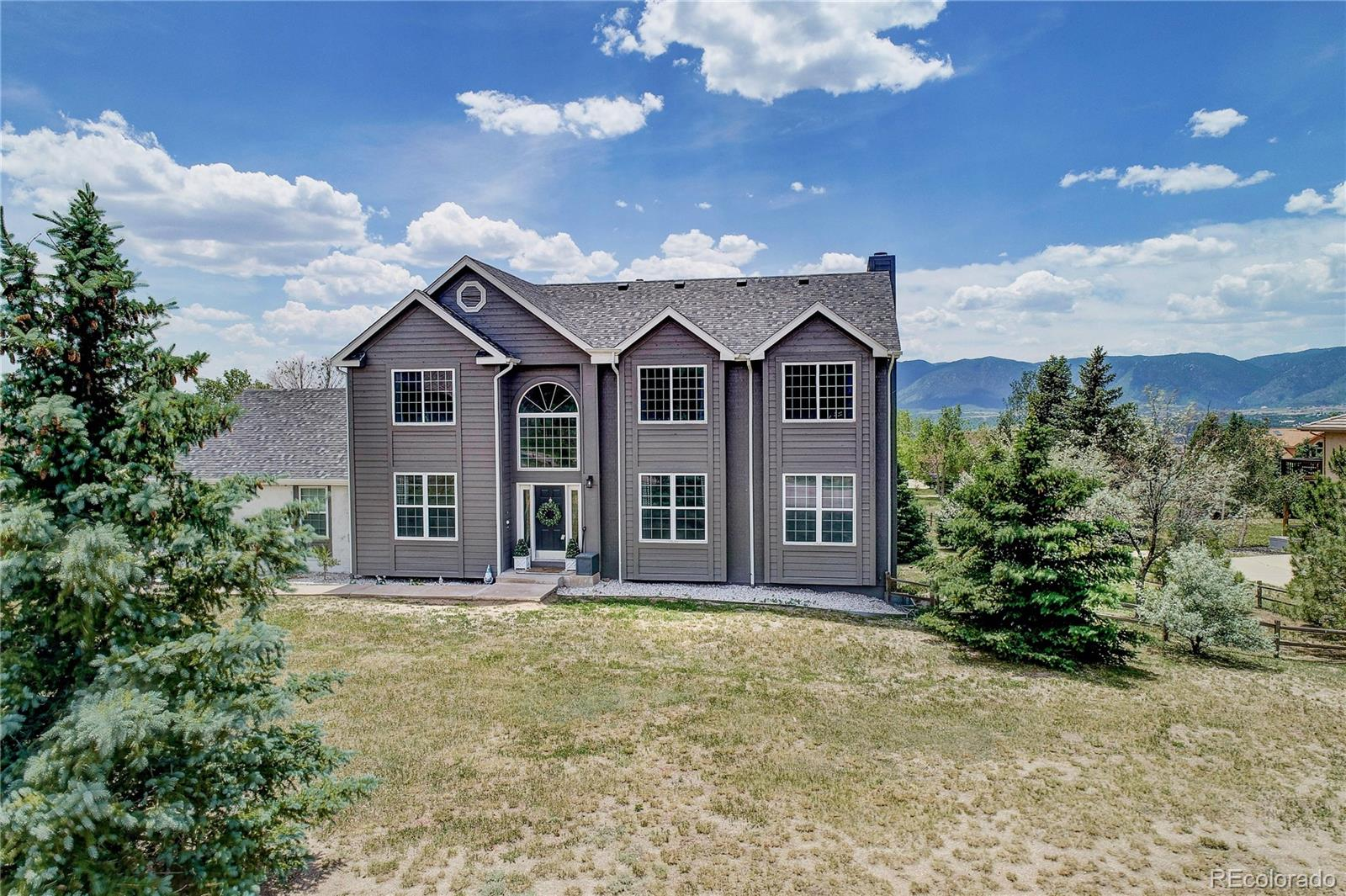 17370 Cloverleaf Road Property Photo - Monument, CO real estate listing