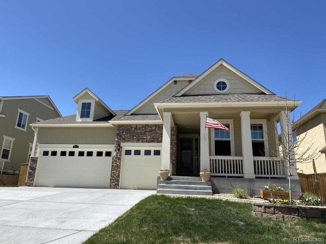 14113 Hudson Way Property Photo - Thornton, CO real estate listing