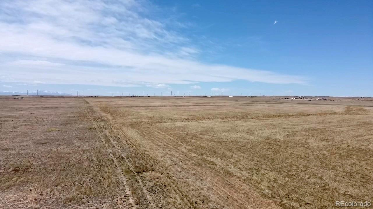 0001 Corona Road Property Photo - Calhan, CO real estate listing