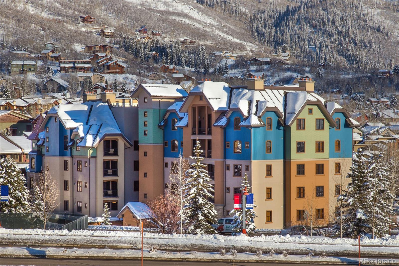 The Highmark At Steamboat Springs Real Estate Listings Main Image
