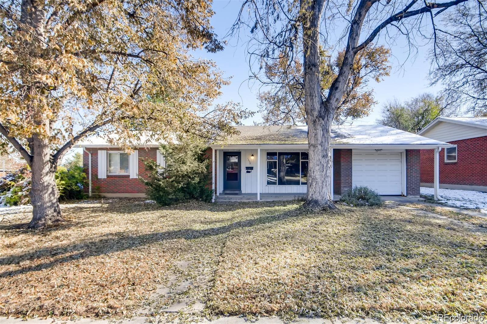 1508 S Fairfax Street Property Photo - Denver, CO real estate listing