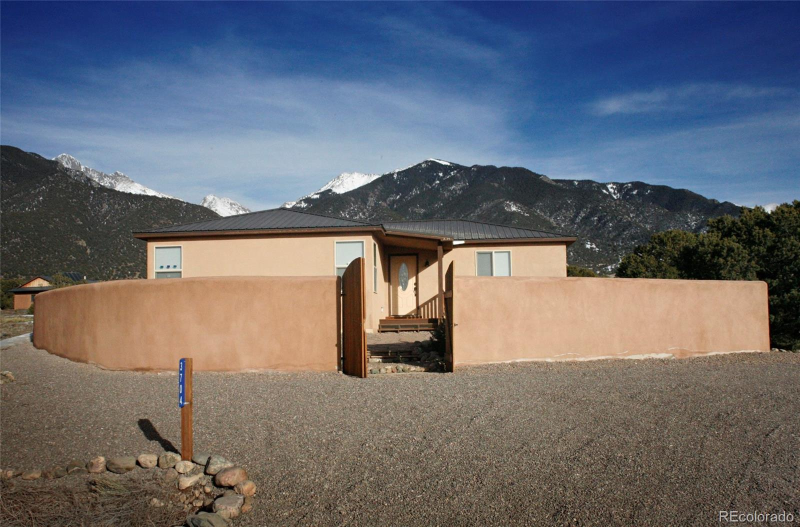 3704 Carefree Way Property Photo - Crestone, CO real estate listing