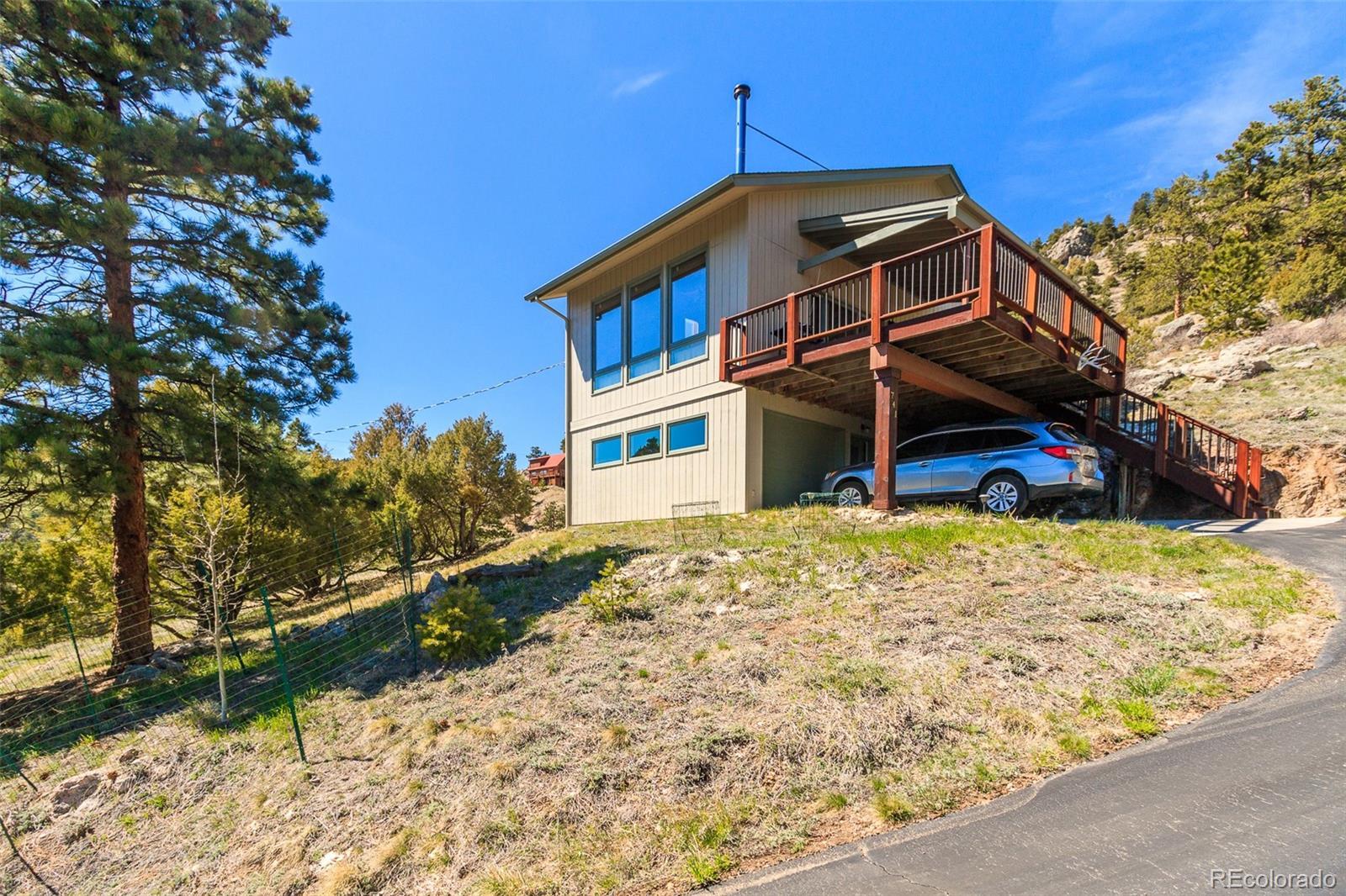 741 Copper Hill Road Property Photo - Glen Haven, CO real estate listing