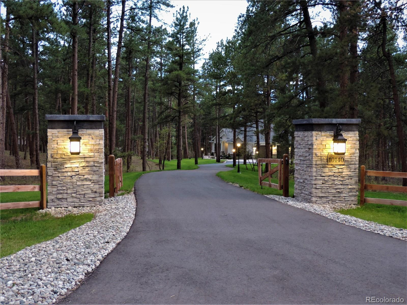 10140 Pine Valley Drive Property Photo - Franktown, CO real estate listing