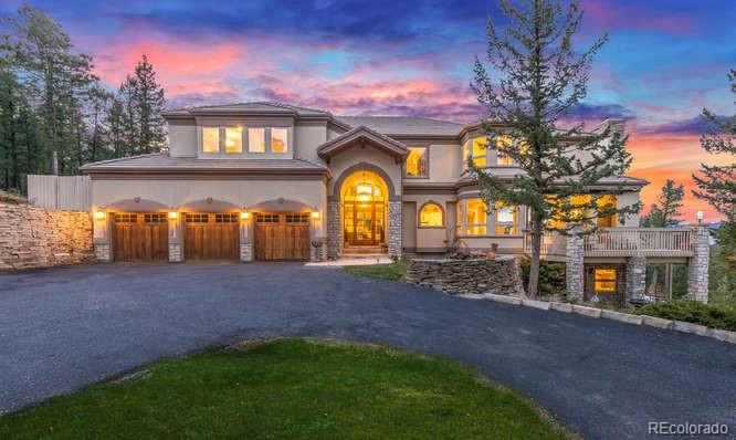 33814 Deep Forest Road Property Photo - Evergreen, CO real estate listing