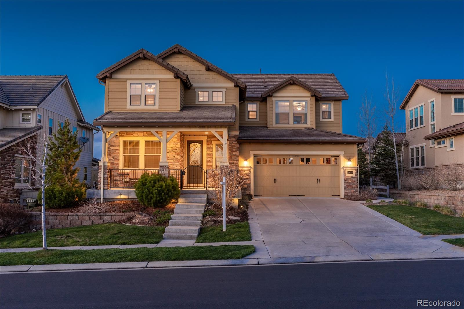 10646 Sundial Rim Road, Highlands Ranch, CO 80126 - Highlands Ranch, CO real estate listing