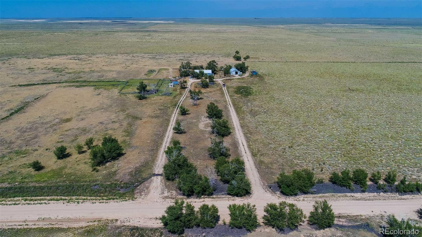 42195 County Road C Property Photo - Campo, CO real estate listing