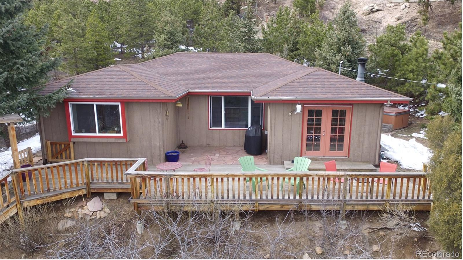 256 Copperdale Lane Property Photo - Golden, CO real estate listing