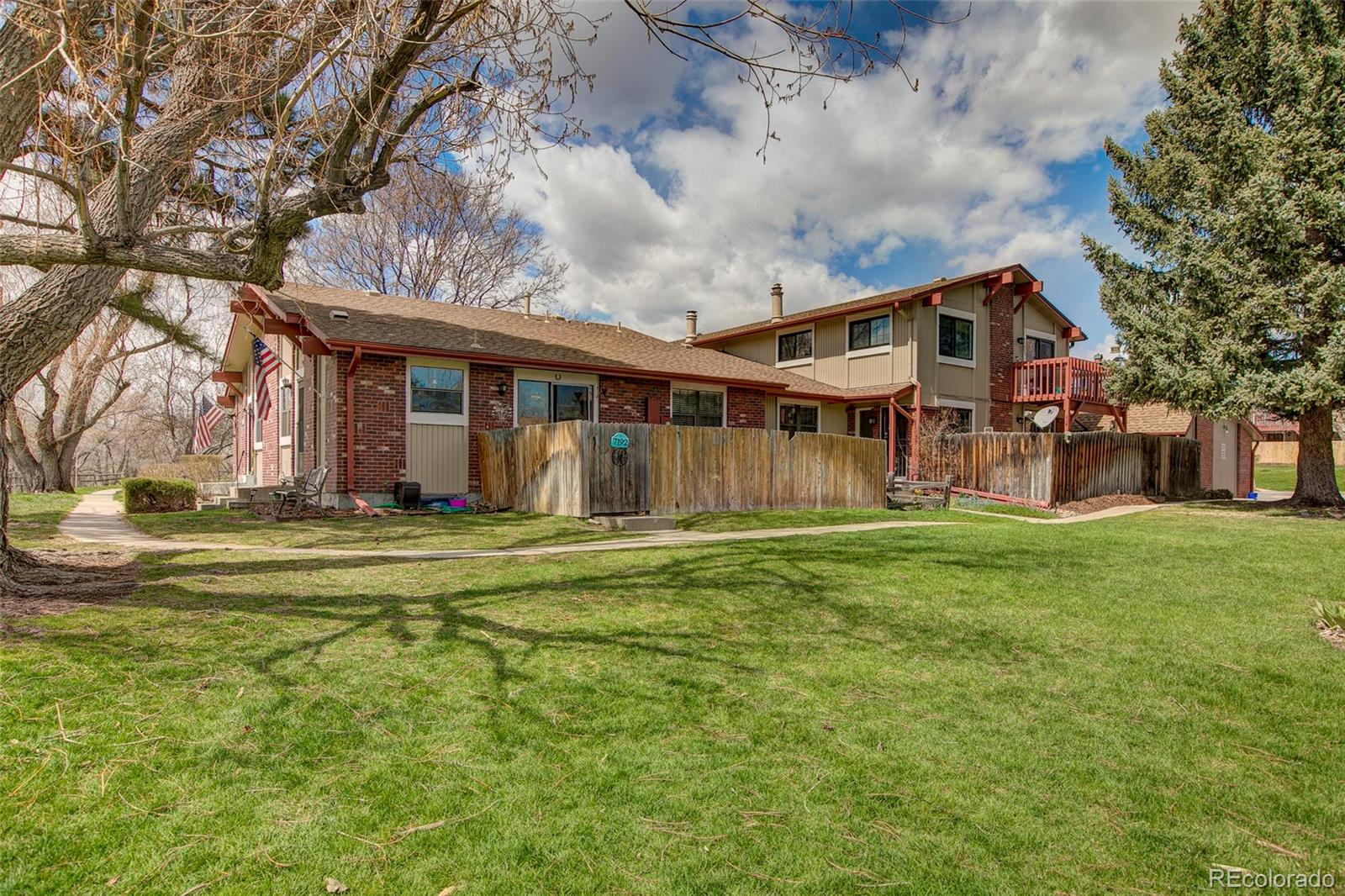 7190 W Portland Avenue Property Photo - Littleton, CO real estate listing