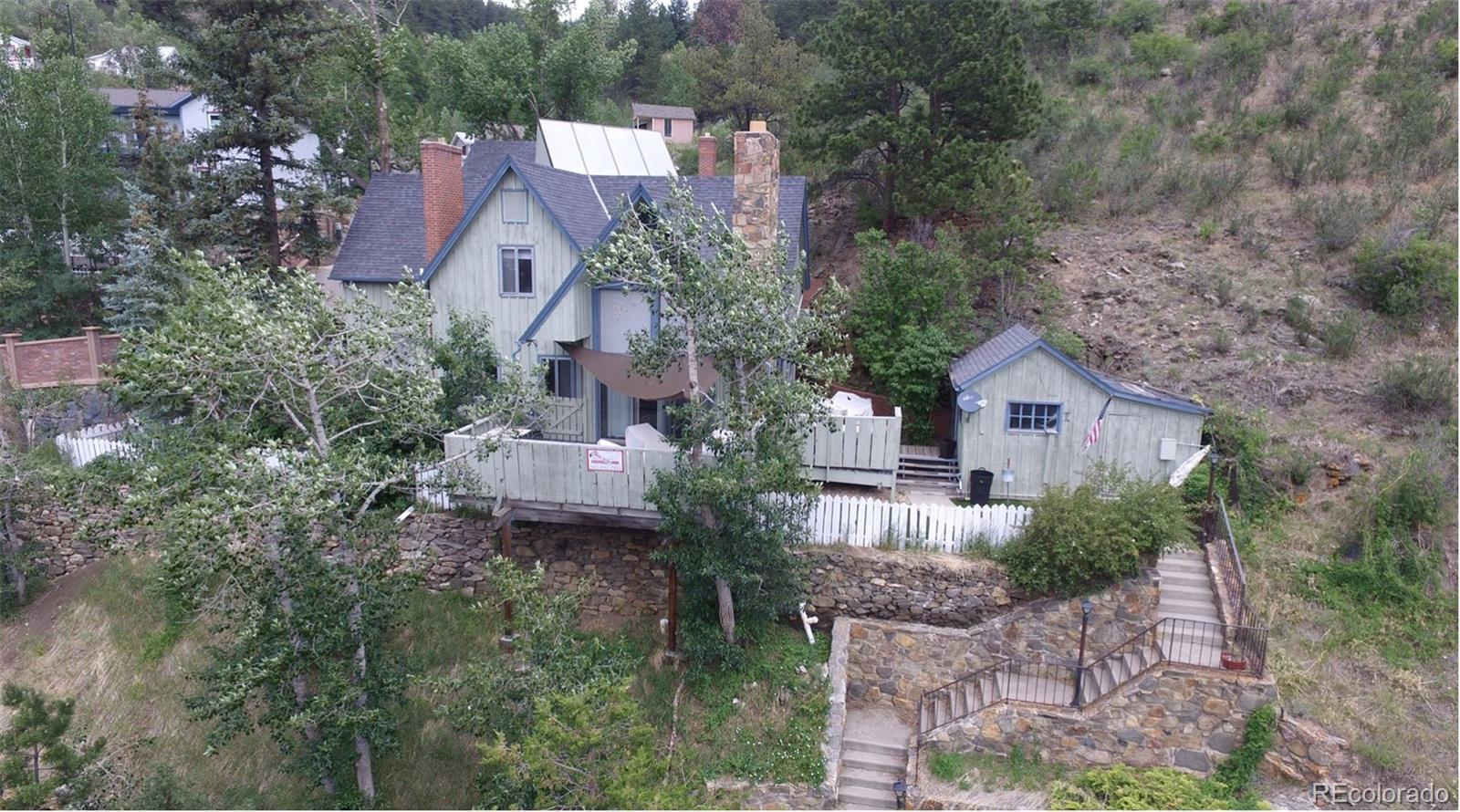 101 Horn Street Property Photo - Black Hawk, CO real estate listing