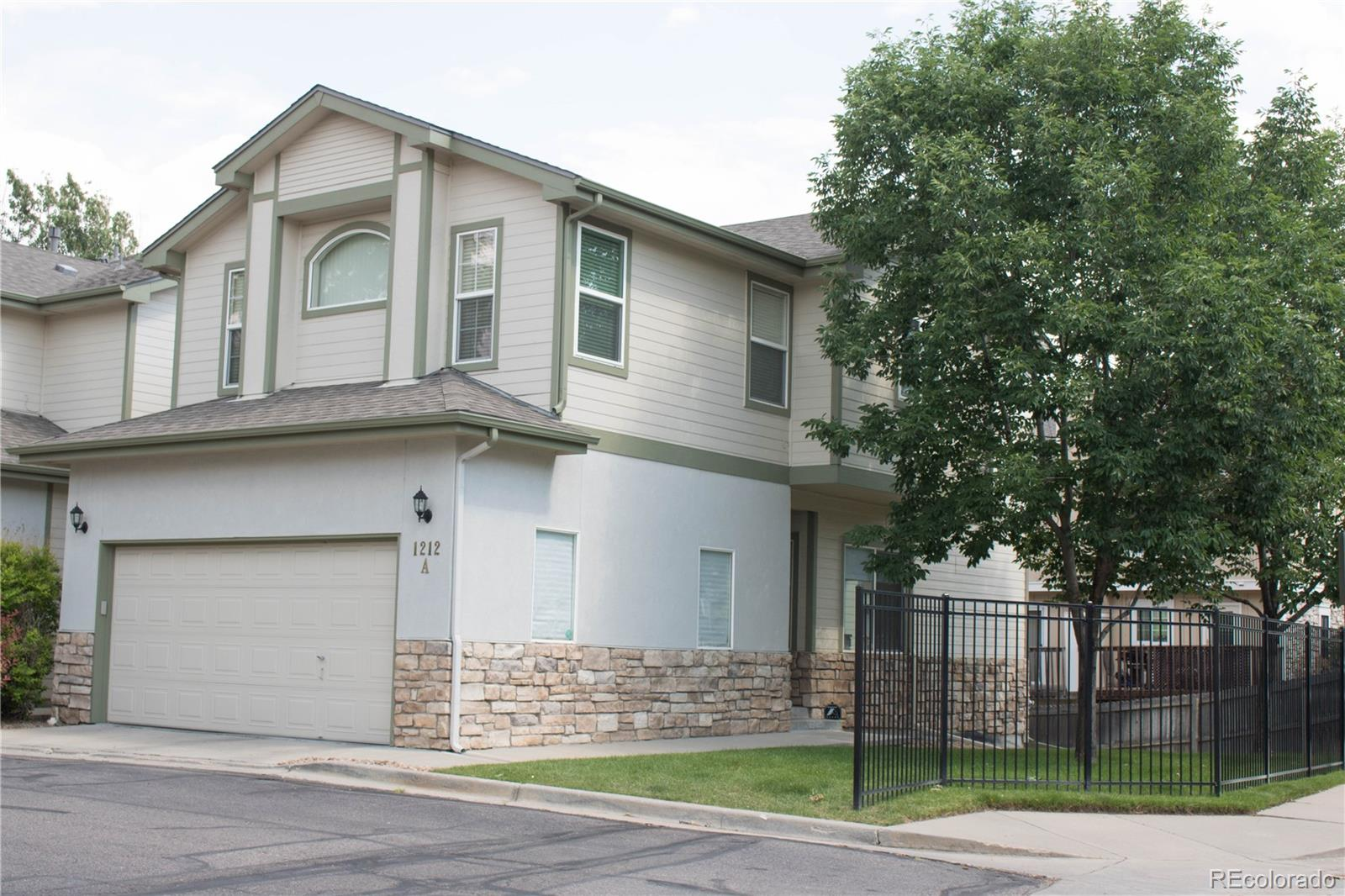 1212 S Idalia Street #A Property Photo - Aurora, CO real estate listing