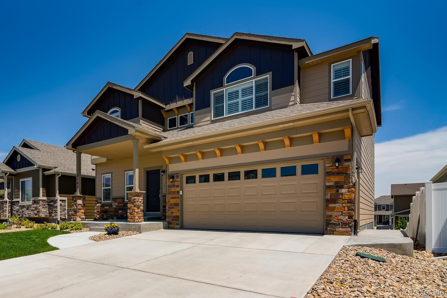 5161 Clarence Drive Property Photo - Windsor, CO real estate listing