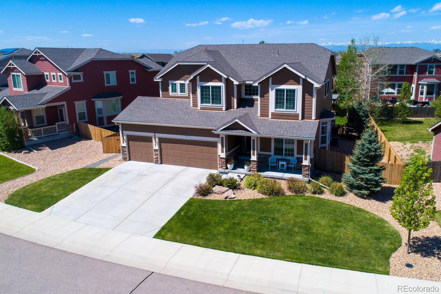 2774 Blue Acona Way, Johnstown, CO 80534 - Johnstown, CO real estate listing