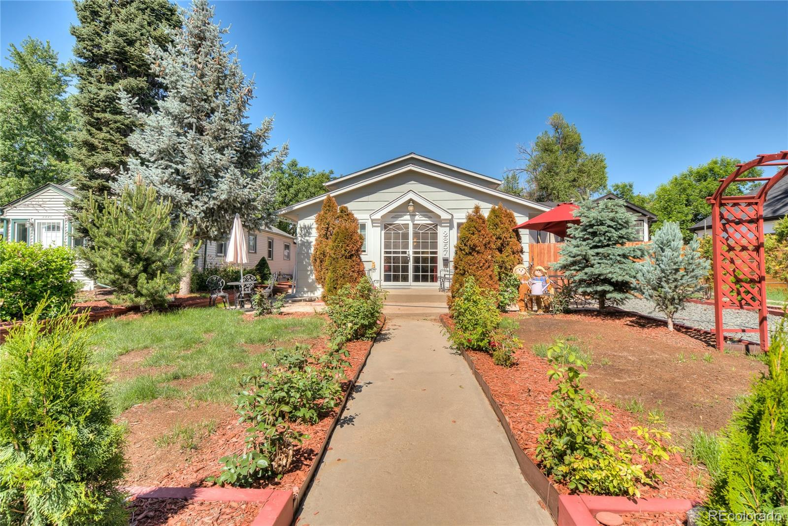 2857 Chase Street Property Photo - Wheat Ridge, CO real estate listing